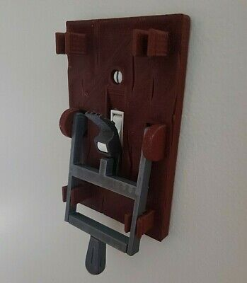 Frankenstein Light Switch Cover Plate (Free Shipping) (Made in the USA)