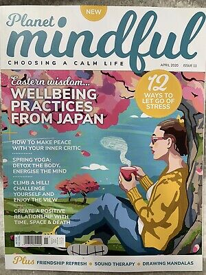 Planet Mindful Choosing Calm Life April2020 Issue11