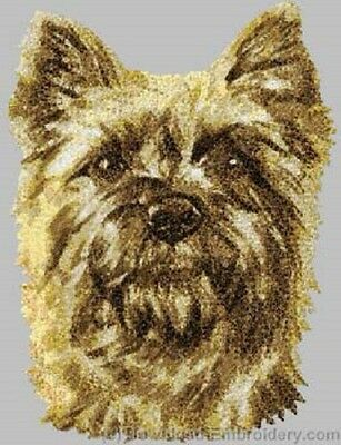 Large Embroidered Zippered Tote - Norwich Terrier DLE3841