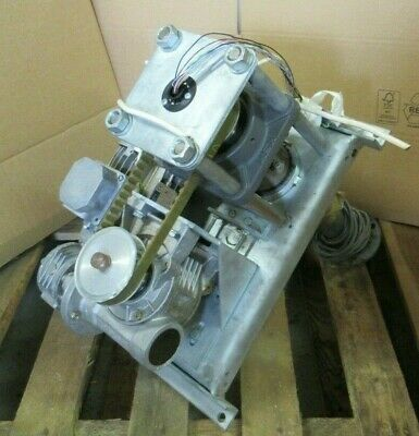 Bonfiglioli Vectron Worm Gearbox Electric Motor + SYN10  Frequency Inverter
