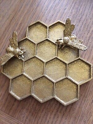 Sass And Belle Bee Trinket Plate