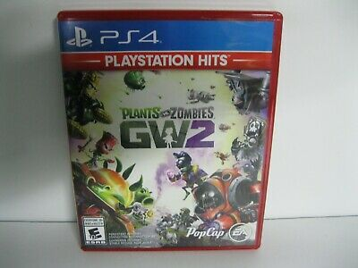 Plants vs. Zombies GW2 PS4 game