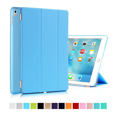 Leather Magnetic Stand Smart Case Cover Apple iPad 2/3/4 AIR MINI PRO 17/18 9.7