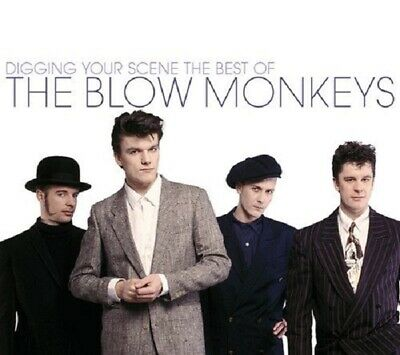 The Blow Monkeys Digging Your Scene-Best Of 2- CD Celebrate (The Day After You)+