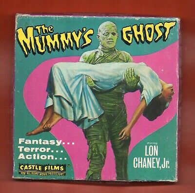 8Mm The Mummy's Ghost ....Lon Chaney,Jr.