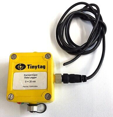 TINYTAG TGPR-0804 4to20mA Data Logging
