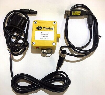 TINYTAG TGPR-0804 4to20mA Data Logging NEW