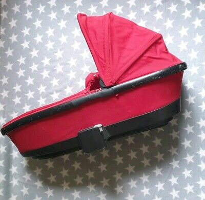 Quinny Buzz/Xtra/Moodd/Dreami Carrycot Collapse Foldable in Red