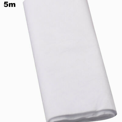 Medical Grade DIY Meltblown Nonwoven Cloth BFE95 Fabric Craft Filters 5m*17.5cm