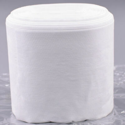 100m*17.5cm Medical Grade DIY Meltblown Nonwoven Cloth BFE95 Fabric Craft Filter