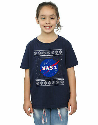 NASA Fille Classic Fair Isle T-Shirt