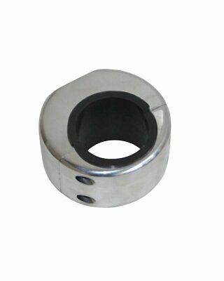 "Rack Clamp Polished 2.25"" - 2.5"""