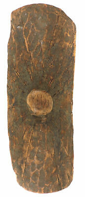 Shield Congo Wood Old African Art