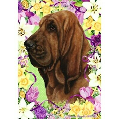 Easter House Flag - Bloodhound 33073