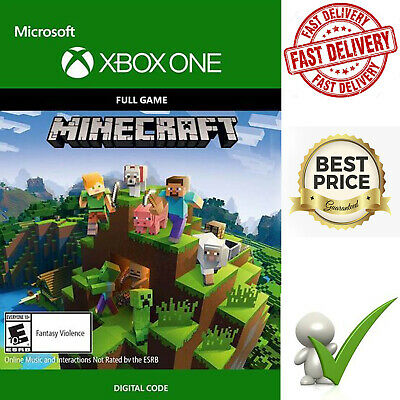 MINECRAFT (XBOX ONE) Global Key Xbox Live - Best Xbox Game **Fast Delivery**