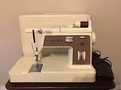 Singer Touch and Sew 758 Delux Zig Zag Sewing Machine. Parts