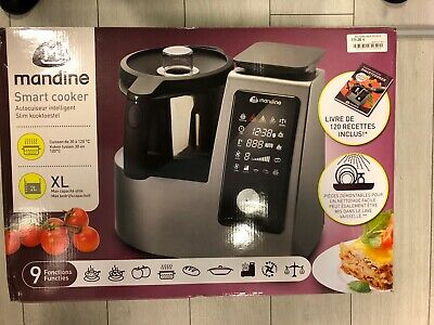 Robot Ménager Smart Cooker - MANDINE XL