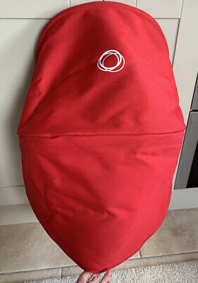 Bugaboo Cameleon 3 Extendable Fabric Hood Canopy. Red. New!