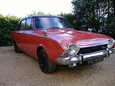 Ford Corsair 2.0 V4,1966,Would Make Great Classic Rally Car,Now Getting Rare