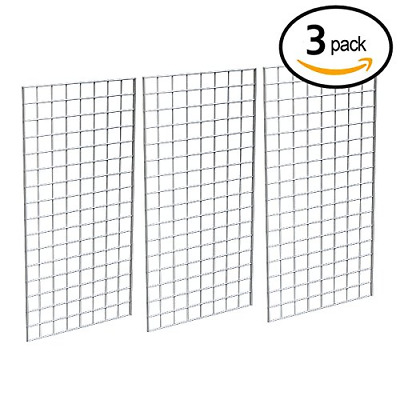 Grid Panel for Retail Display � Perfect Metal Grid for Any Retail Display, 2� x