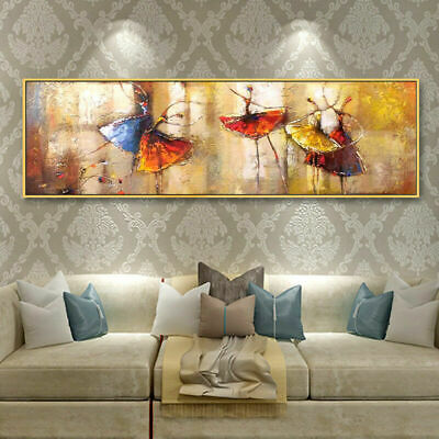 LMOP909  hand painted modern large abstract figures art oil painting on canvas