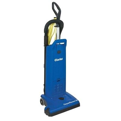 Clarke Carpetmaster 215 Commercial Upright Bagged Vacuum Cleaner BRAND NEW