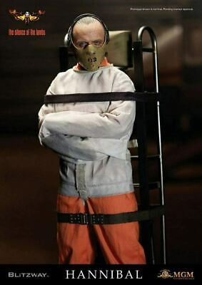 1/6 Blitzway Hannibal Lecter Straightjacket - Silence Of The Lambs - Deluxe Set