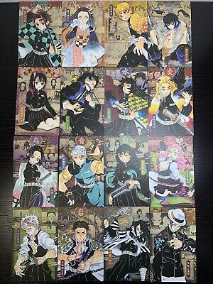 Demon Slayer Kimetsu no Yaiba 20 Set Postcard vol.20