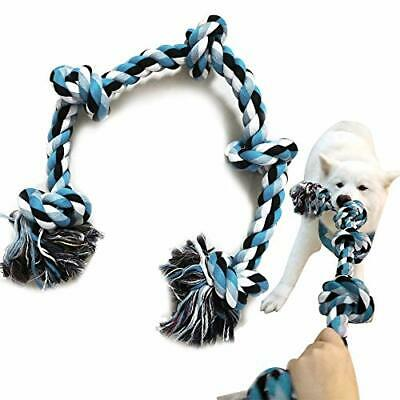 ABERTEM XL Dog Rope Toy for Aggressive Chewers - Medium and Large Dogs - 3 XL