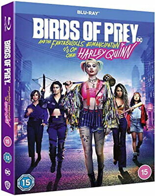 Birds of Prey (and the Fantabulous Emancipation of One Harley Quinn)  [2020] [Ne