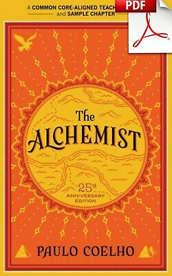 [P.D.F NOT PHYSICAL] The Alchemist by Paulo Coelho  INSTANT DELIVERY ✔