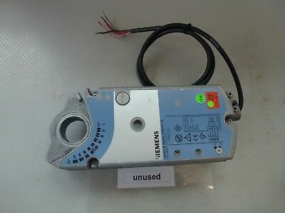 Siemens GBB161.1E, Landis And Staefa Gbb 161.1E Actuator Unused