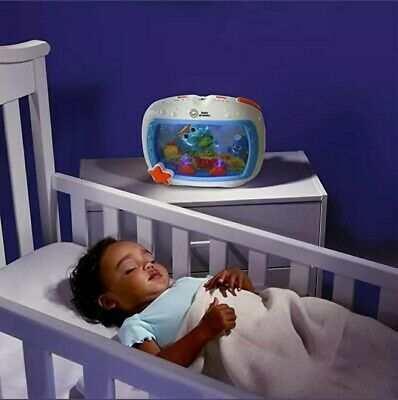 Baby Einstein Sea Dreams Soother Musical Crib Toy and Sound Machine