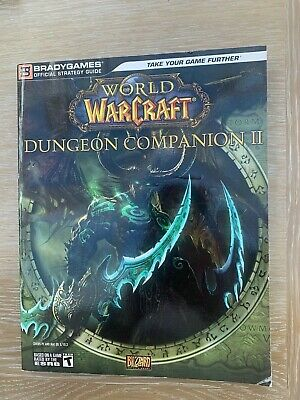 BRADYGAMES World of Warcraft Official Strategy Guide Dungeon Companion II