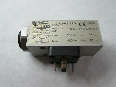 NNB Herion 0882220 Pressure Switch