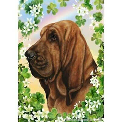 Clover House Flag - Bloodhound 31073