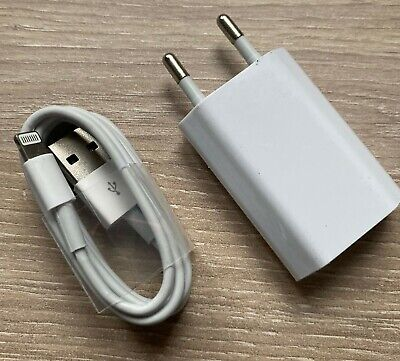 Cable Usb Iphone Chargeur Usb Prise Iphone 5/6/7/8/X/Xs/Xsmax/Xr