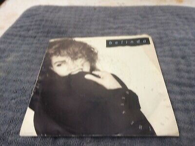 Belinda Carlisle Circle In The Sand ~ We Can Change Ps V 45 7  Ch