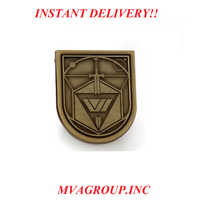 Destiny 2 BUNGIE REWARDS CONQUEROR SEAL COLLECTIBLE PIN CODE - INSTANT DELIVERY!