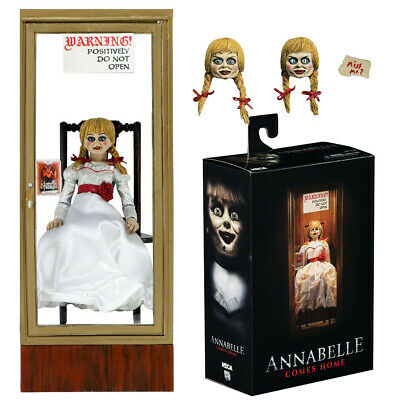 """NECA Annabelle The Conjuring Universe Ultimate 7"""" Action Figure Collection NIB"""