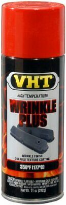 VHT ESP204007 Wrinkle Plus Coating Red Can - 11 oz.