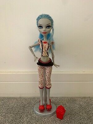 Monster High - Ghoulia Yelps / Dead Tired