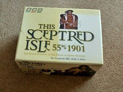 This Sceptred Isle 55Bc - 1901 Audio Cassette Box Set - Vol1 -10 - Bbc Audio
