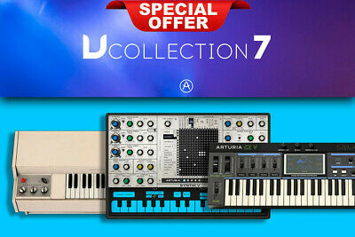 VST V Collection 7 Plugins Collection VST ✅ INSTANT DELIVERY ✅ For Windows ✅