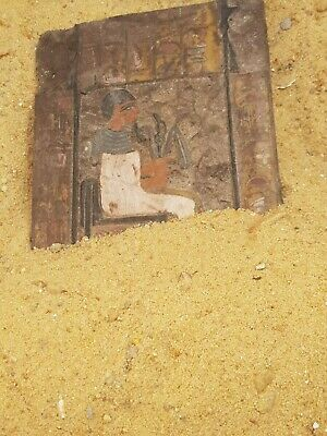 Rare Antique Ancient Egyptian Architecture Imhotep Scientist Pyramid2686-2649B