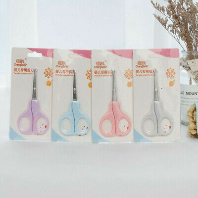 Useful Newborn Kids Baby Safety Manicure Nail Care Cutter Clippers Scissors Tool
