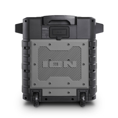 ION Audio Pathfinder Portable Bluetooth Speaker with AM/FM & Mic (2 Pack)