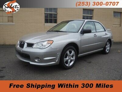 2007 Subaru Impreza 2.5 i Gray Subaru Impreza with 106,180 Miles available now!