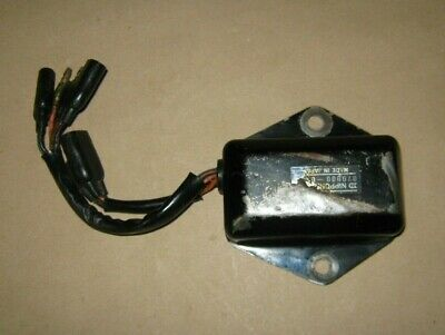 1986 Can-Am Rotax Sonic 560 Bombardier Cdi Unit