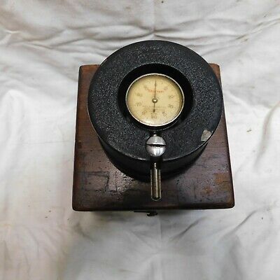 Starrett 192 Vibrometer with indicator